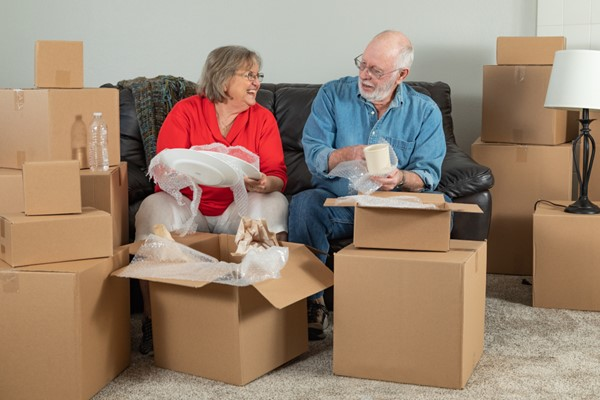 Your Step-By-Step Guide For Unpacking After A Move