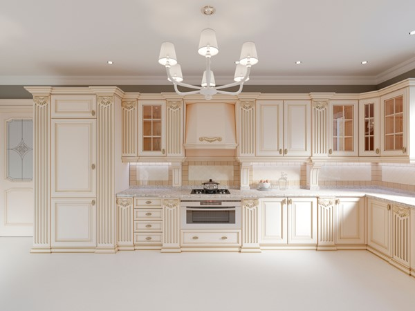 Enjoy the Benefits of a Large Kitchen