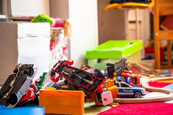Toy Storage Ideas for Your Home