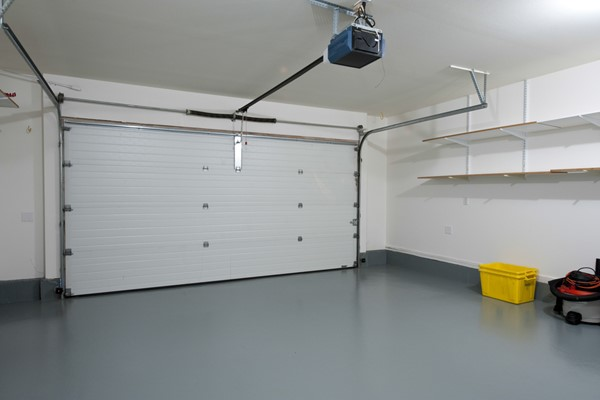 Brighten up that Garage Floor!