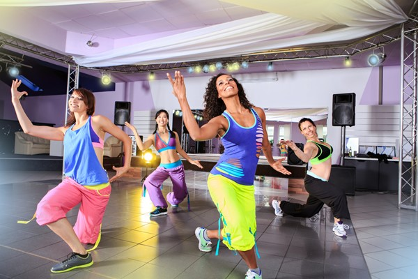 Making Friends Through Zumba®
