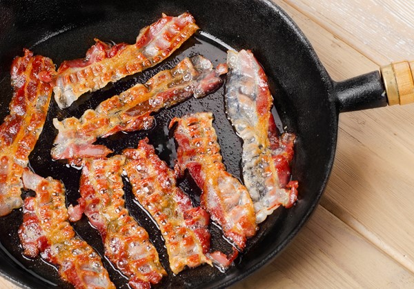 Some Bacon Cooking Mistakes You Didn't Know You Make