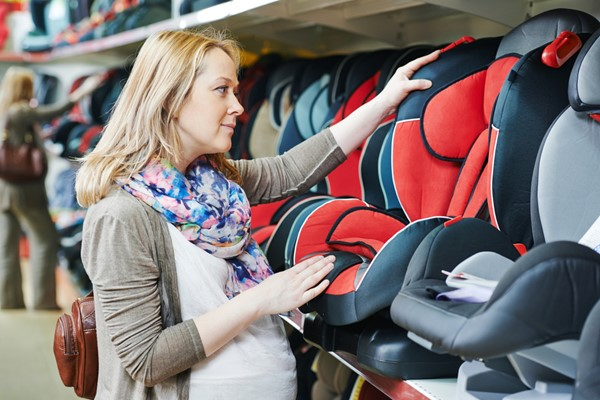 Choose the Right Car Seat for your Child