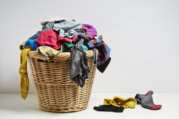 Getting Your Clothes Clean Without all the work