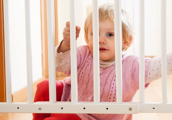 Baby-Proofing Your House