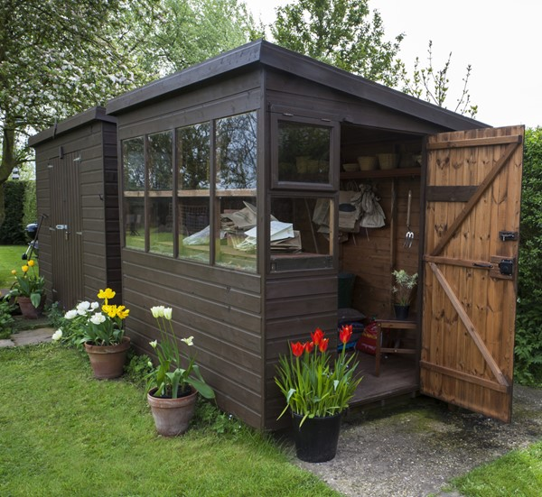 Five Tips To Organise Your Garden Shed