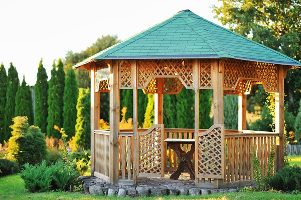 Tips for Adding a Gazebo
