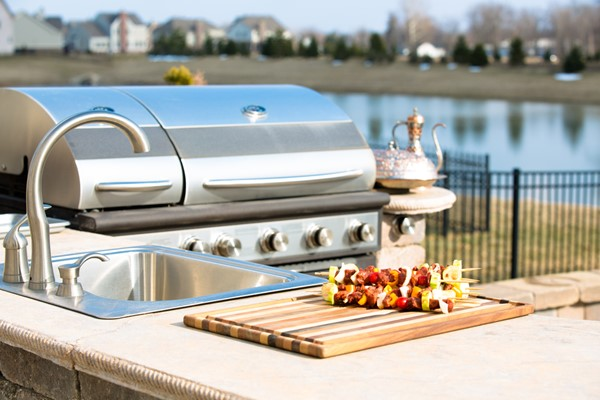 Kitchen Appliances For Your Outdoor Area