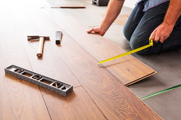 Steps to Install Laminate Floors Yourself