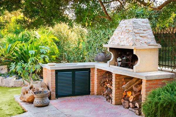 Some Awesome Tips For Building An Outdoor Kitchen