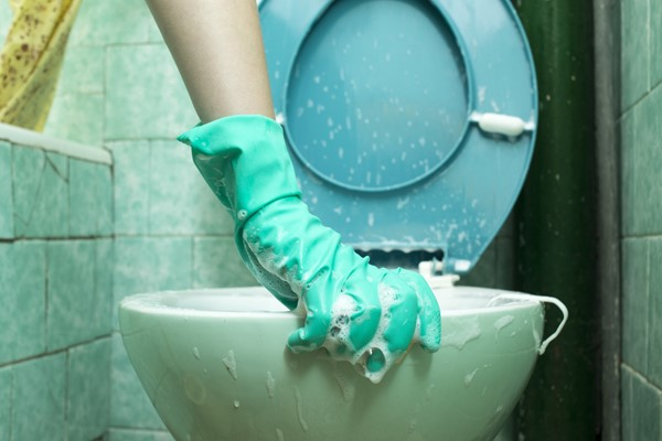 Deep Clean for Your Toilet