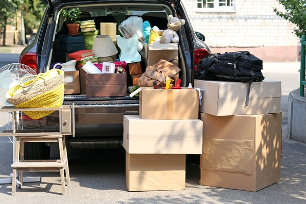 Decluttering Before A Big Move