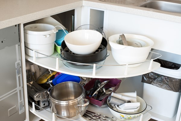 Organization Ideas for Your Kitchen