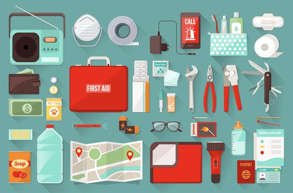 Build an Emergency Preparation Kit