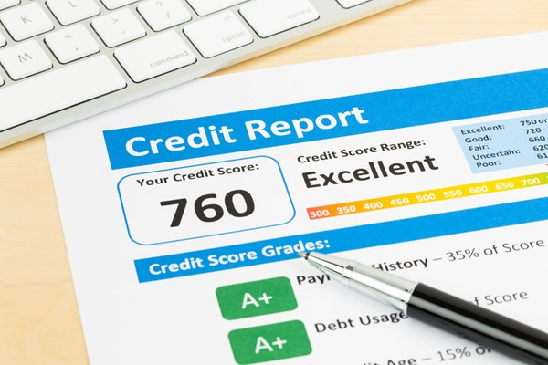 Get Your Credit Scores When Buying a Home