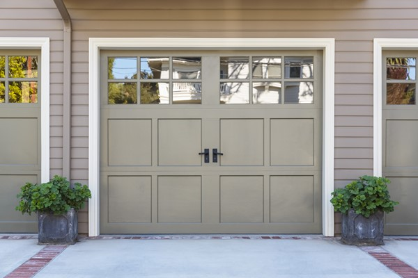 Upgrade Your Front-Facing Garage Doors