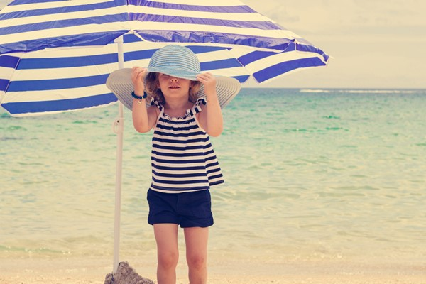 How to Protect Your Kids from the Sun