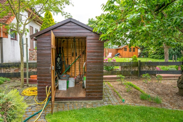 How to Organize Your Gardening Shed