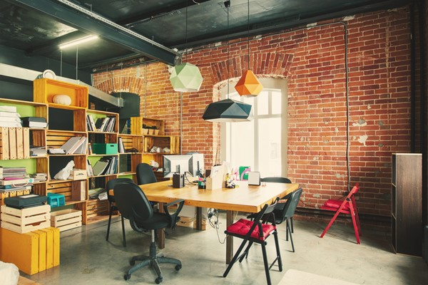 Have You Tried a Live-Work Space?