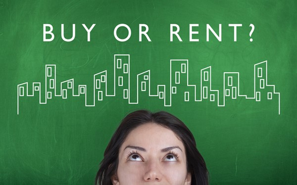 Renting Versus Buying - All About the Money