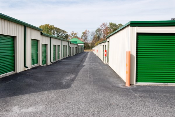 Looking for a Self Storage Facility?