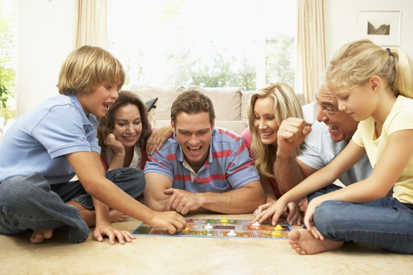 Family Activities That Don't Require Much Planning