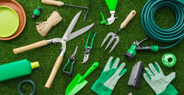 Care for Your Gardening Tools
