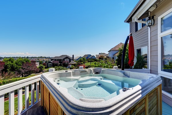 Considering a Hot Tub at Home?
