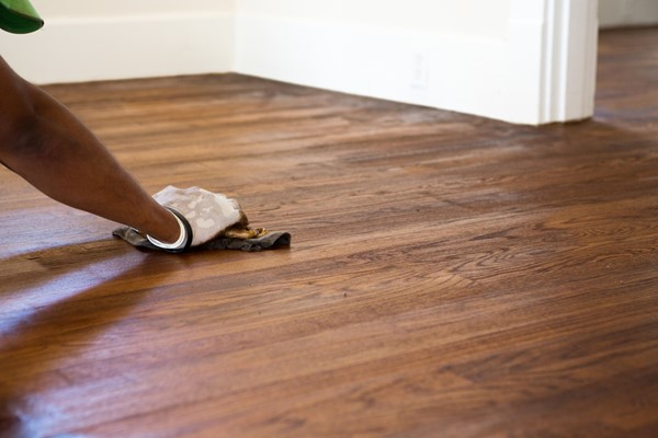 Repairing Wood Floors for Resale