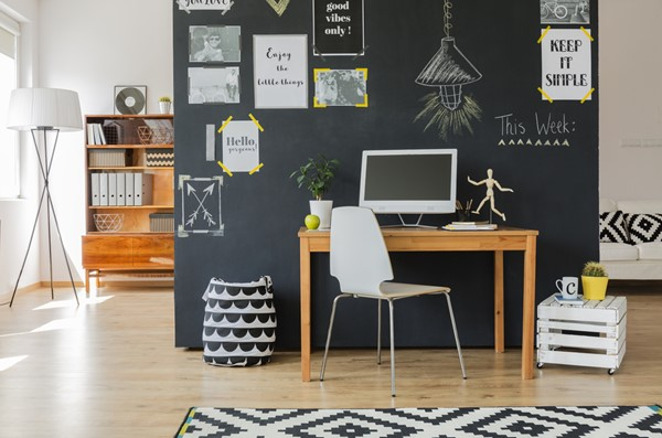 Creating a Home Office for Yourself