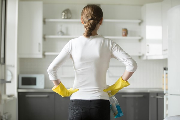 Cleaning Your House in One Hour
