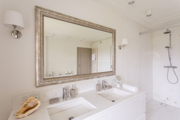 Through the Looking Glass - Ways to Make Your Small Bath Appear Bigger