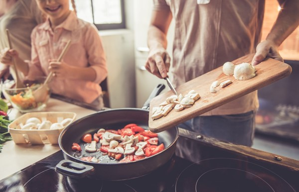 Tips for Cooking at Home More Often
