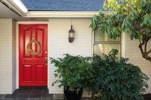 Creating a Little Curb Appeal