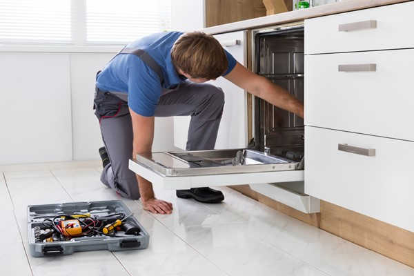 Dishwasher not working? You can Fix it