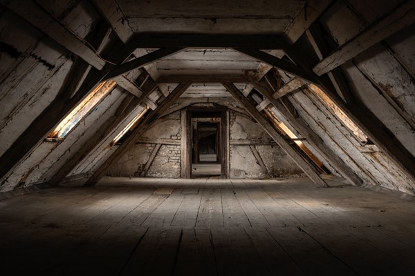 5 Attic Cleaning Tips