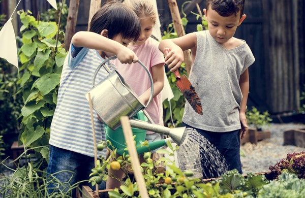 Interesting Life Lessons Kids Can Learn from Gardening