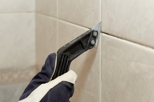 Repairing Grout Doesn't Require a Degree in Construction
