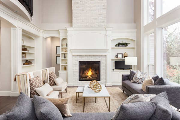5 Interior Design Tips for a Luxury Living Room