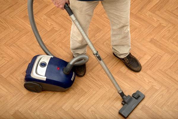 Tackle Cleaning With A Handheld Vacuum Cleaner