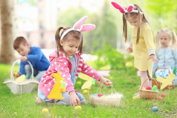 Easter Activities with Your Family