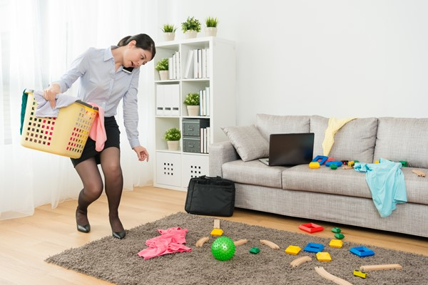 Begin Decluttering Your Home