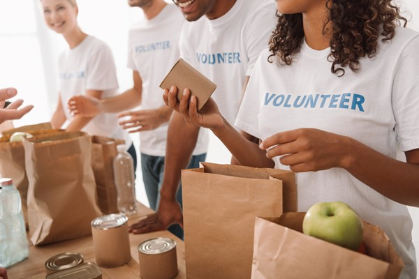 Volunteering in Your Community