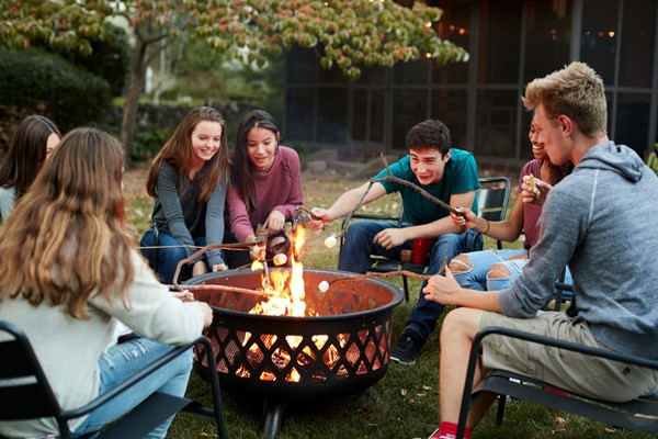 You Should Know These Fire Pit Safety Tips