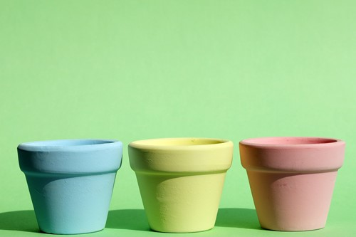 How to Decorate Terracotta Pots