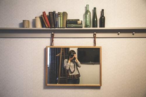 How to Create Your Own Accent Mirror