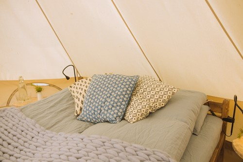 Find a Type of Glamping Perfect for You