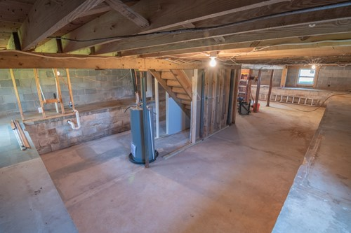 3 Ideas for Your Unfinished Basement