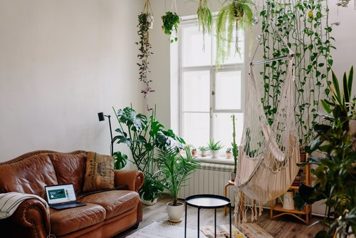 Try These Boho Chic Living Room Ideas