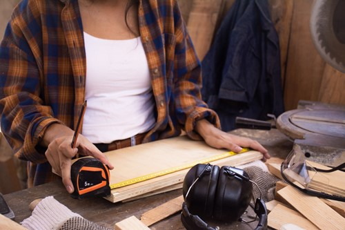 Making Your Own Wood Decor on a Budget